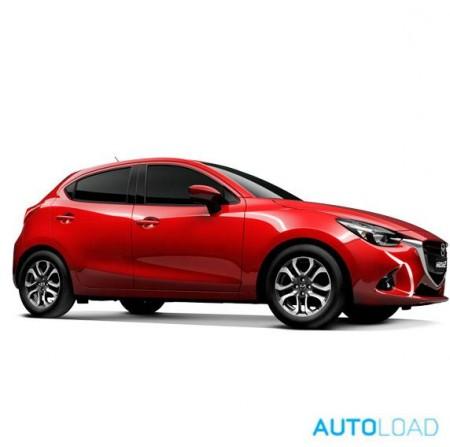 Mazda 2, 5dr, Hatch 2015 +