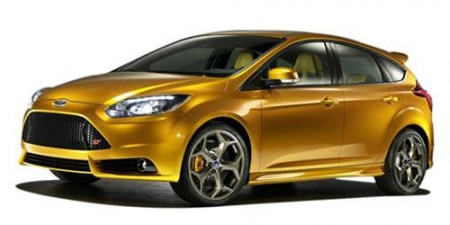 Focus 5dr Hatch (CM) 10+