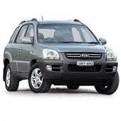 Sportage 5dr SUV (RR) 04-09