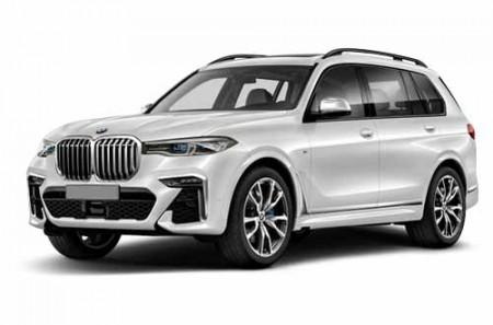 BMW X7 5-dr SUV (RR) 19+