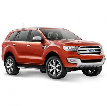 Everest 5dr SUV (IR) 16+