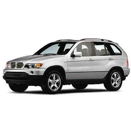 BMW X5 SUV 5dr (RR) 00-07