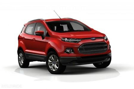 Ecosport 5dr SUV 2014 +
