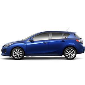 Mazda 3 5dr 04-13